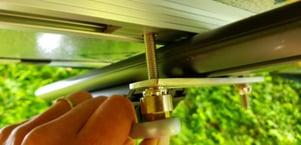 Daktent Anti diefstal Rooftoptent AntiTheft Dachzelt Diebstahlsicherung kit 5