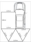 Awnings mounting setup drawings 270 D-side